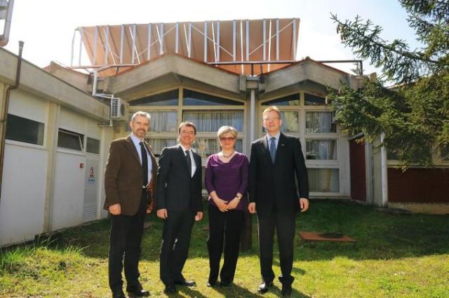 Labin: Prvi vrtić sa solarnim kolektorima u Istri