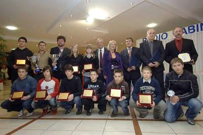 Sportaši Labinštine za 2007. po izboru Radio Labina