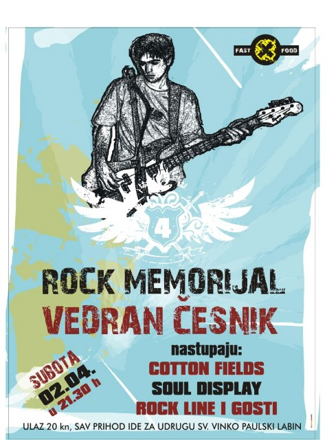 4. memorijal Vedran Česnik u Bikers Baru X