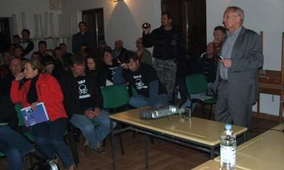 Pićan:Talij na Pićanštini - je li kriv Rockwool? Na raspravi uvrede i psovke