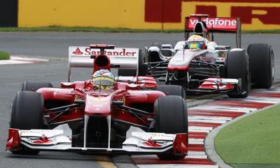 OKTANSKI CIRKUS U ŽIVO: Formula 1 na TV Istri!!!