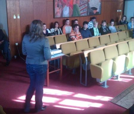 Održan seminar - mladi i poduzetništvo
