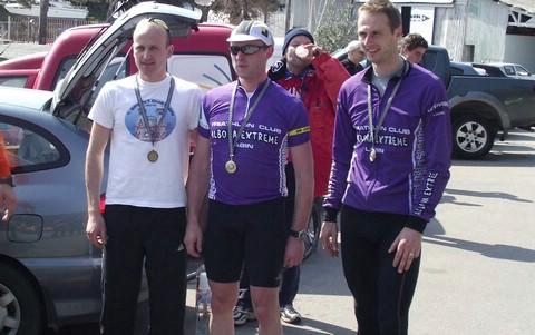 Prvenstvo Istre u sprint duatlonu - 4 zlata u Labinu
