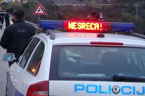 Lani na području Općine Kršan 28 prometnih nesreća
