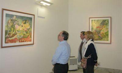 Labinski umjetnici na 20. Pasionskoj baštini u Mimari