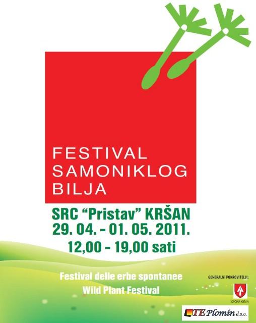 Ne beri brigu, uberi bilje! - 2. Festival samoniklog bilja (program dostupan za preuzimanje)