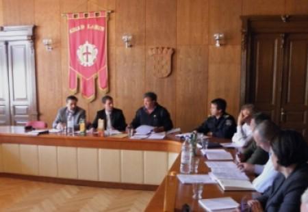 Održana koordinacija Stožera zaštite i spašavanja Labinštine