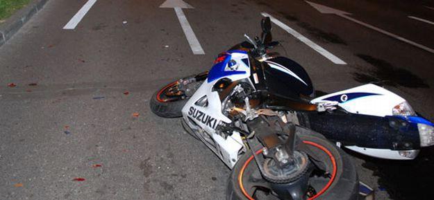 Motociklist (26) iz Labina  teško ozlijeđen u prometnoj nesreći kod Tinjana