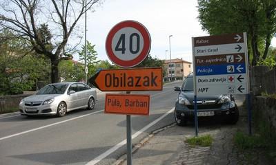 Muke turista na Labinštini - Obilazak - what is that?