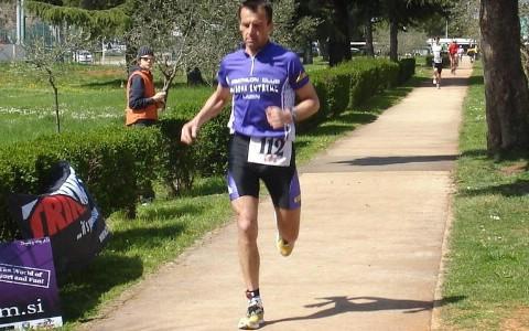 Ivan Stanić 14. na Međunarodnom polumaratonu u Rovinju