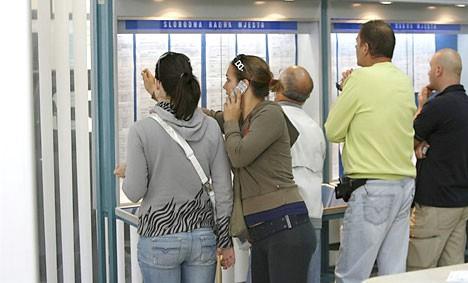 U Labinu krajem ožujka evidentiran pad broja nezaposlenih od 7,4%