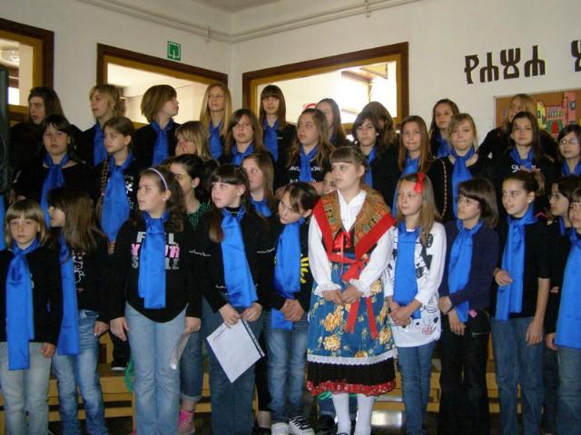 Osnovna škola `Ivo Lola Ribar` obilježila svoj dan projektom `Etno Labinština`