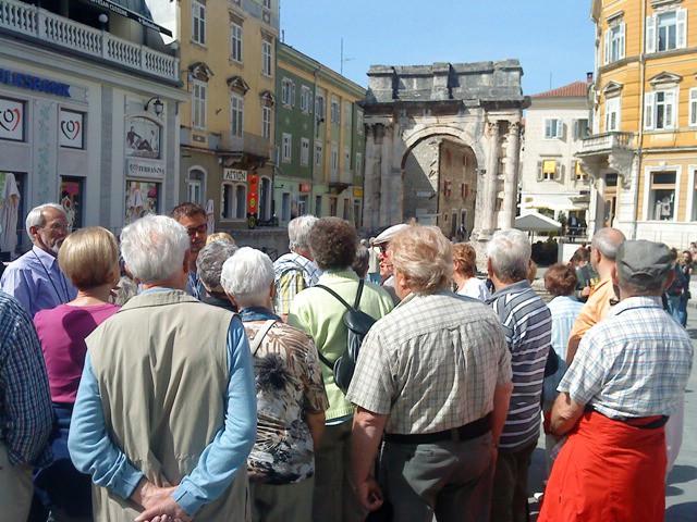 Turista osjetno više u cijeloj Istri osim u Labinu i Rapcu