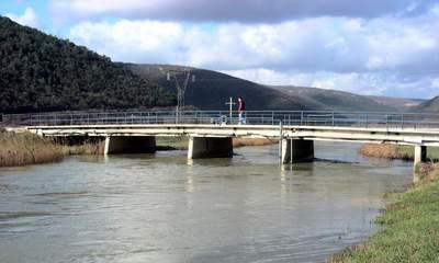 U tijeku betoniranje mosta preko rijeke Raše