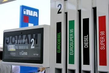 Od utorka goriva jeftinija 15 do 30 lipa