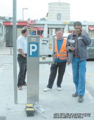 Demetlika: Zar su i naplatničari parkinga IDS-ovci?