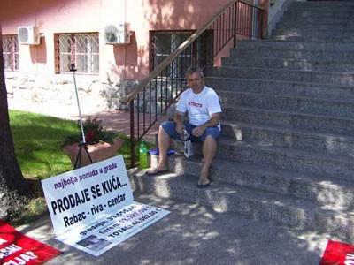 Odbor za referendum: Kiršiću presuda, ukradena kuća u Rapcu u ladici