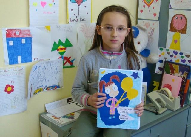 Slikovnica `Putovanje s vjetrom` Jane Budimir osvojila treću nagradu na natječaju `Moja prva knjiga 2011.`