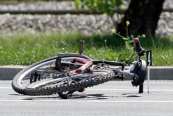 Raša: Labinjanka srušila biciklista koji je vrludao po cesti