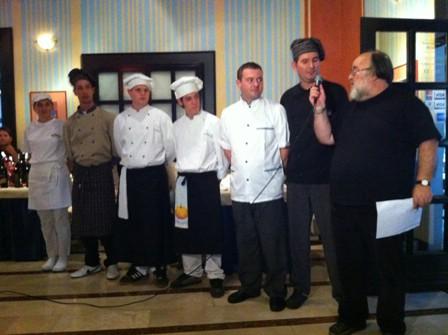 U Plominu održano kulinarsko natjecanje Vegetarijanska Istra