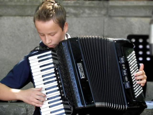 Alexu Martiću druga nagrada na hrvatskom natjecanju iz harmonike u Daruvaru