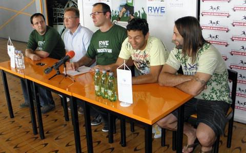 Rukometni dan u Labinu: Ivano Balić kum novog ugovora RU Mladi rudar - RWE