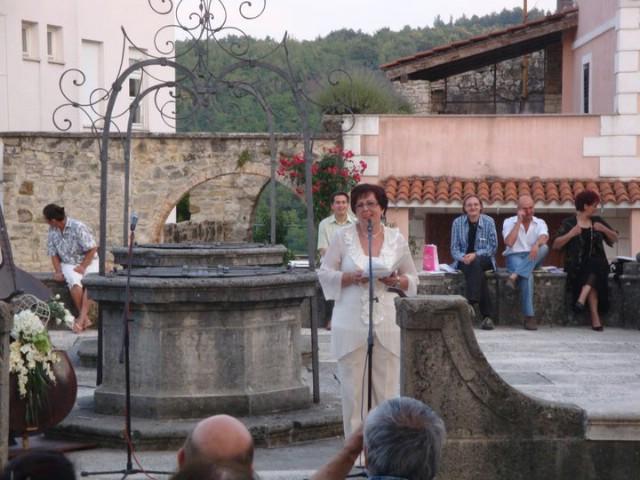 Labinski pjesnici na 18. susretu čakavskih pjesnika `Verši na šterni` u Vižinadi