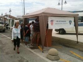 Održane preventivno-edukativne akcije u Labinu i Rapcu