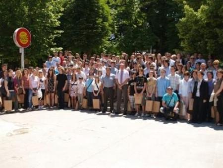 Trećina labinskih srednjoškolaca sudjelovala na međužupanijskm i državnim natjecanjima, susretima i smotrama