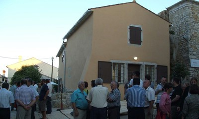 Pićan: Otvoren Centar nematerijalne kulture Istre