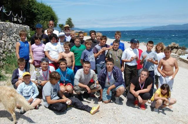 Sportski ribolov: Nino Štucin iz raškog Galeba prvak Istarske županije