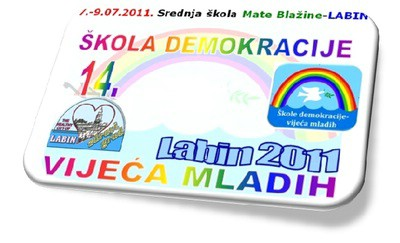 Labin: Škola demokracije-vijeća mladih (07.-09.07.2011.)