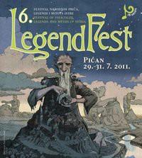 Pićan: Legendfest - festival legendi, mitova i priča Istre 29. - 31. 07. 2011. (Program)