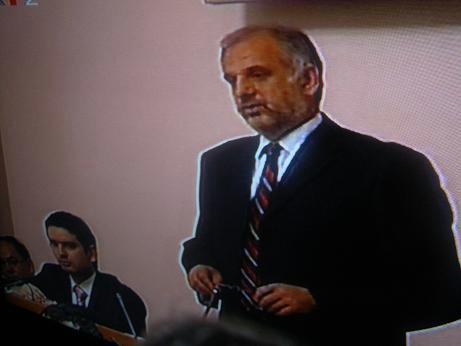 """VIDEO: """"Saborsko krštenje"""" Brkarića i Miletića"""