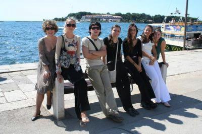 Nina Milevoj iz Rapca među mladim istarskim glazbenicima  koji su promovirali prvi CD klasične i jazz glazbe