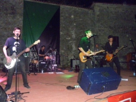 Mađarski bend oduševio publiku kod Špine