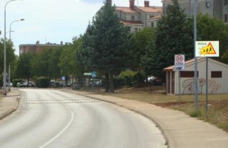 """Sanirani """"ležeći policajci"""" u Istarskoj ulici"""