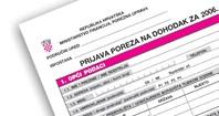 DOH 2007 obrazac za prijavu poreza dostupan za download