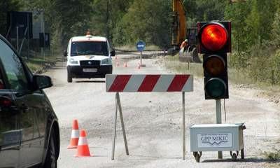 Počela obnova ceste Vranja - tunel Učka - Posljednja etapa projekta