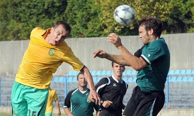 1/16 Finala kupa Hrvatske: Rudar - Istra 1961 0:1