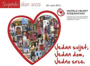 Svjetski dan srca: Besplatna kontrola tlaka i šećera u subotu  za sugrađane