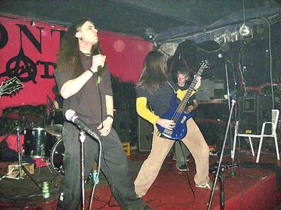 Labinski M.U.R. melodičnim deathmetalom zatresli Monteparadiso