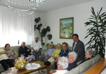 Gradonačelnik posjetio Dnevni centar Marcilnica