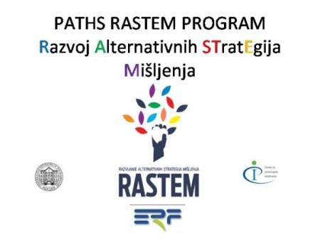 """Osnovne škole """"Ivo Lola Ribar"""" Labin i Matija Vlačić kreću s primjenom PATHS-RASTEM programa u prvim razredima"""