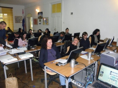 Započele besplatne radionice za mlade nezaposlene osobe u Labinu