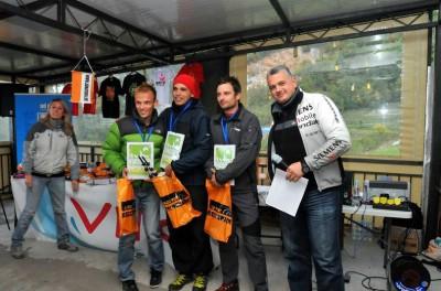 SRK Alba na Učka mountain treku 2011. i na Ljubljanskom maratonu