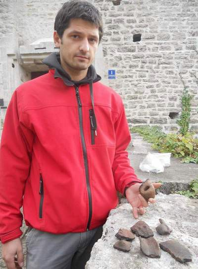 Zahvaljujući labinskom arheologu mr.sc. Josipu Višnjiću korigirati će se povijest Pazina