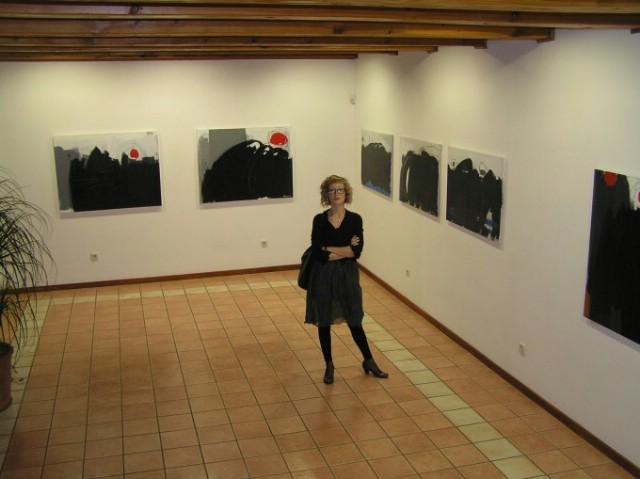 Otvorena samostalna izložba labinske umjetnice Tee Bičić u Varaždinu
