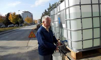 Labin: Puknule dotrajale vodovodne cijevi / Uspostavljena redovna opskrba vodom