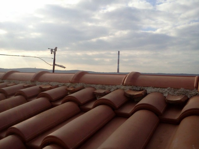 Nova meteorološka postaja u Plominu